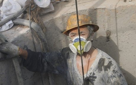 'We are treated like ants': Workers giving lives to build Chinese cities