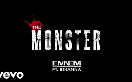 Eminem - The Monster (Audio) ft. Rihanna