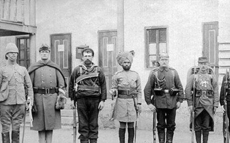 7) Eight-Nation Alliance (1900)