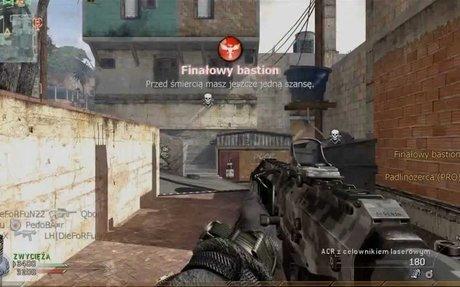 Call Of Duty: Modern Warfare 2 - Multiplayer gameplay