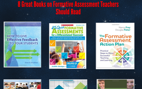 Some Helpful Formative Assessment Resources for Teachers