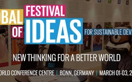 Bonn To Host Global Festival For Sustainable Development - IDN-InDepthNews | Analysis That