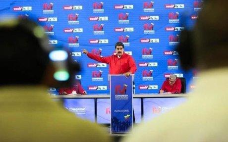 Nicolas Maduro cumple un año de poder absoluto.
