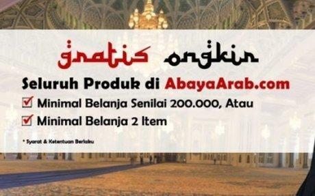 50+ Model Gamis Abaya Arab Bordir Terbaru 2018 - AbayaArab.com
