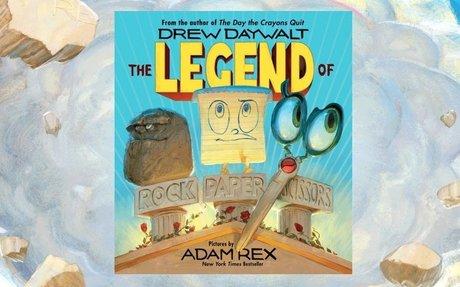 THE LEGEND OF ROCK PAPER SCISSORS by Drew Daywalt | Official Book Trailer