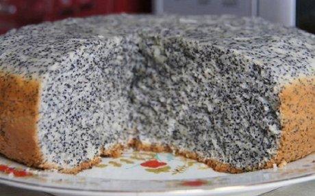 Kétbögrés sütemény