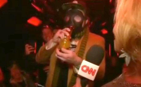 Contact Sport: CNN Reporter Gets Lit on New Year's Eve Cannabis Tour in Denver