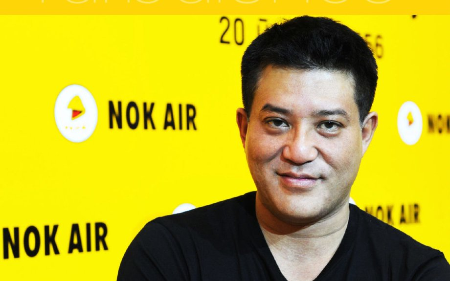 Smiling Through Turbulence: Former CEO of Thailand's Nok Air launches tell-all autobiog...