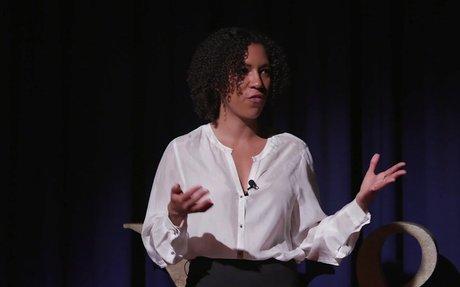 The Psychology of Black Hair | Johanna Lukate | TEDxCambridgeUniversity