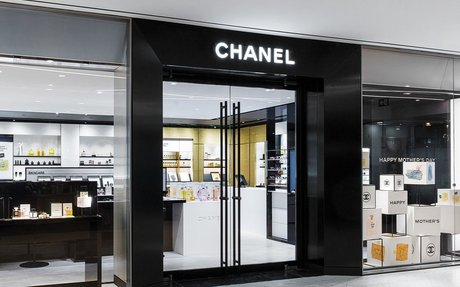 Chanel Opens 1st Standalone Fragrance and Beauty Boutique in Canada [Photos]