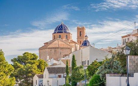 Altea - Mest sjarmerende landsbyen langs Middelhavet