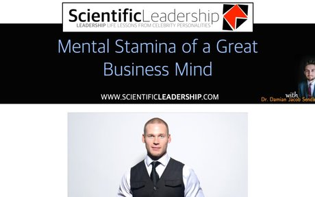 Mental Stamina of a Great Business Mind: An Interview With Kyle Jones on Being a Fitnes...