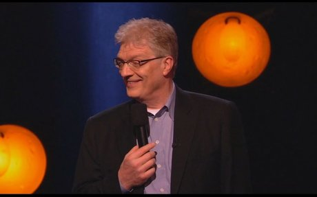 Sir Ken Robinson: Finding Your Element #PersonalDevelopment