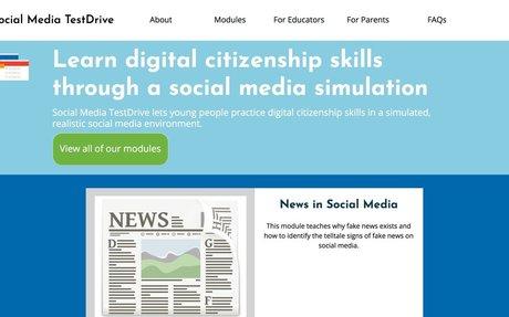 Social Media TestDrive