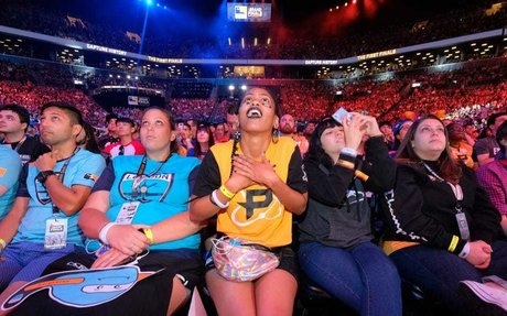 The $120 billion gaming industry is going through more change than it ever has before, ...