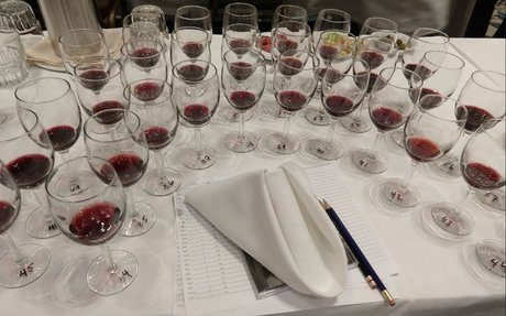 Smoke Gets In Your… Sinuses (San Francisco International Wine Competition 2018 Results)