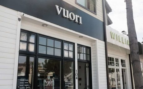 BRAND HIGHLIGHT // How Vuori Is Preparing For Future Store Re-Openings