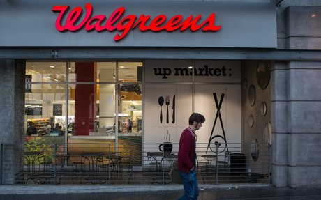 BRAND HIGHLIGHT// DoorDash & Walgreens To Deliver OTC Drugs & Other Health Products