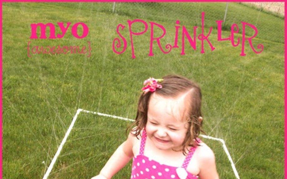 Summer Sprinklers