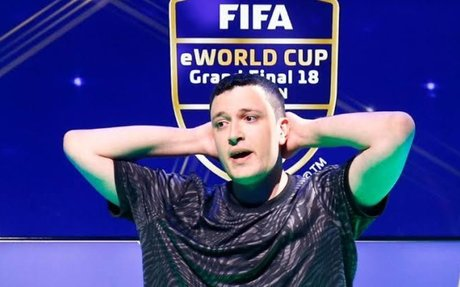 FIFA Esports Player Spits on EA Games Logo, Gets Permanently Banned
