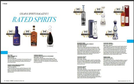 Cigar & Spirits Magazine Nov/Dec