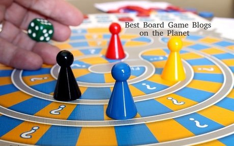Top 100 Board Game Blogs and Websites for Board Game Enthusiasts
