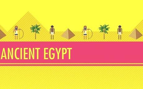 Ancient Egypt: Crash Course World History #4