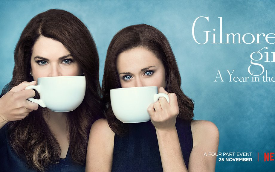 Gilmore Girls: A Year in the Life (TV Mini-Series 2016)