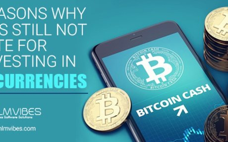 5 Reasons Why it is Still Not Late For Investing in Cryptocurrencies