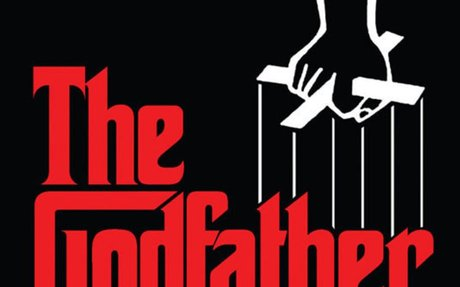 The Godfather's book cover