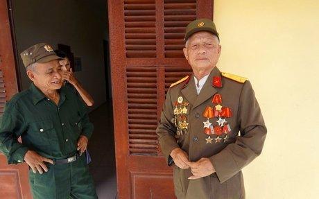 North Vietnamese veterans stories