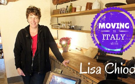 Moving to Italy with Lisa Chiodo - Italy Project 365