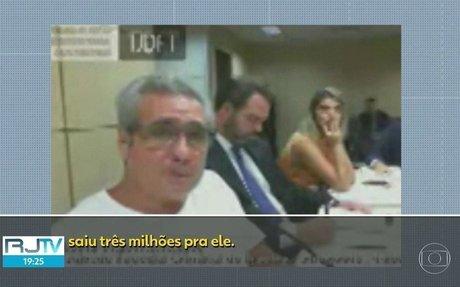RJ2 | Delator diz que fez repasse ilegal de R$3 milhões pra Anthony Garotinho | Globo Play