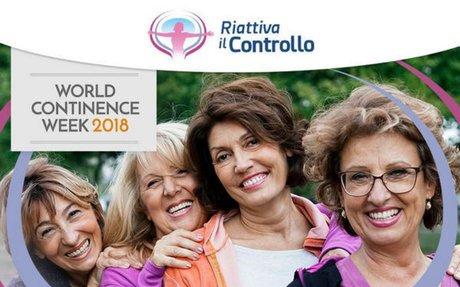 """""""riAttiva il controllo"""": evento in diretta streaming sull'incontinenza urinaria"""