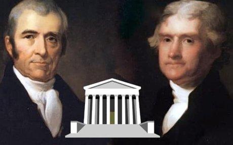 Marbury vs Madison (1803)