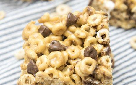 Chocolate Chip Cheerio Bar Recipe