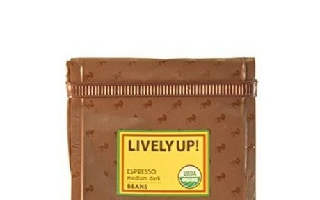 Marley Organic Lively Up! Espresso Whole Bean Coffee