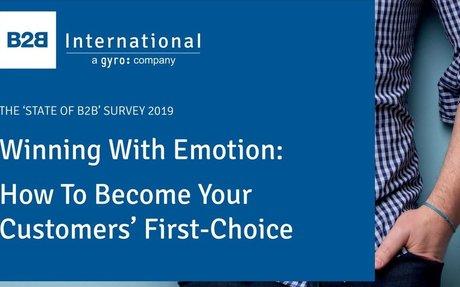 The State Of B2B Survey 2019 #B2BMarketing