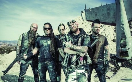 Wrong Side Of Heaven - Five Finger Death Punch - LETRAS.MUS.BR