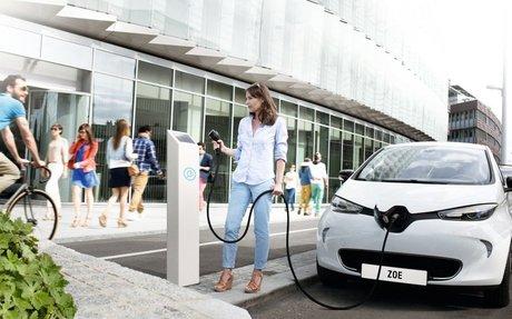 Auto-partage électrique dans les Yvelines