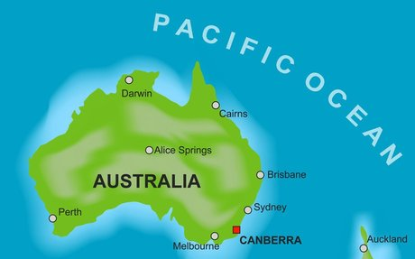 Pinterest: Study in Australia and New Zealand