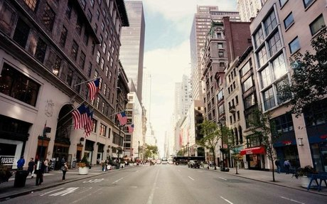RETAIL // The changing face of Fifth Avenue and what it says about the future of retail
