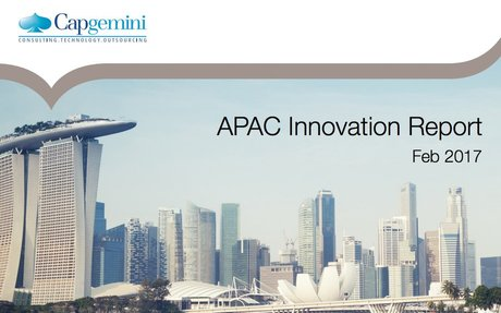 2017-02 Capgemini: APAC Innovation Report