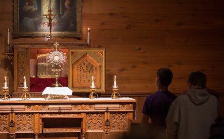 Sophomore Retreat - Prayers Needed