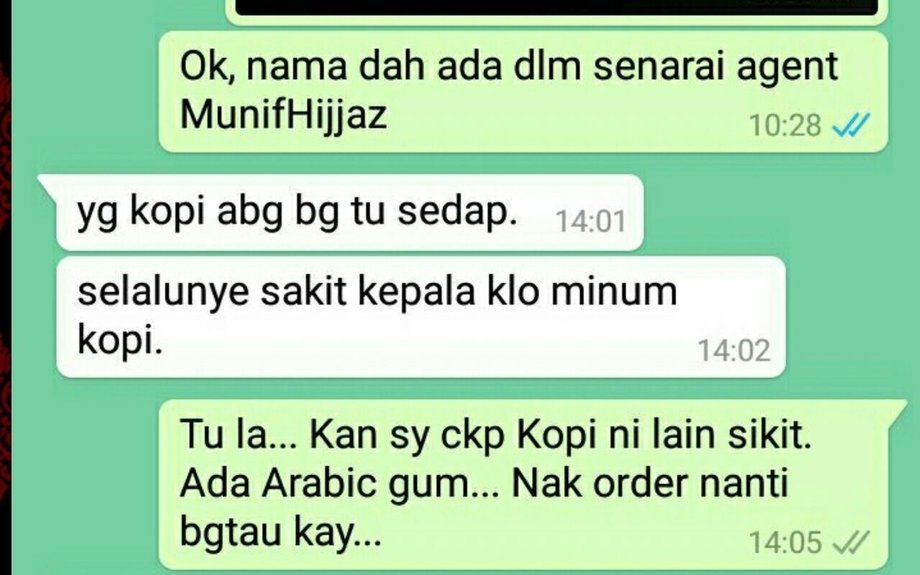 Better Cafe - Munif Hijjaz Marketing S/B