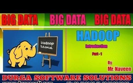 BigData || Hadoop Introduction Part-1 by Naveen