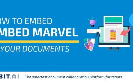 How to Embed Marvel into Your Documents - Bit Blog