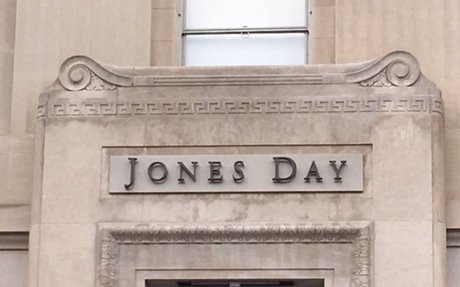 Jones Day Facing Second Class-Action Lawsuit Over 'Fraternity Culture' Of The Firm