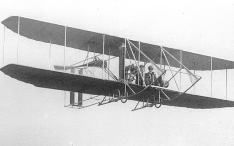 Wright brothers have the first successful flight 1903