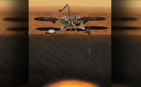 Cosmic 'Cyber Monday' – Will NASA's InSight Successfully Land On Mars Today?